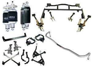 Ridetech 64 66 Ford Mustang Air Suspension System Sway Bar Kit 12090298