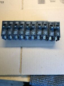 Lot Of 5 Siemens B2100 Circuit Breaker 100amp 2 Pole New No Box