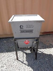 Graco Pro Wash Automatic Spray Gun Washer Cleaner Model 112 635