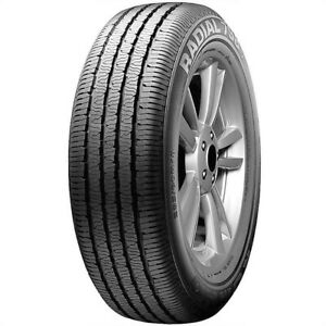 4 New Kumho Radial 798 Plus P235 70r16 106s A s All Season Tires