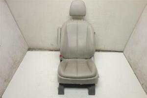 2013 2014 Toyota Sienna 3 5l Front Passenger Right Seat Tan Leather Oem