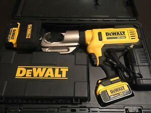 Dewalt Dce300m2 20v Max Died Electrical Cable Crimping Tool Kit new See Details