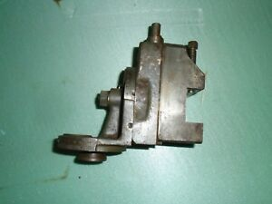 Original South Bend 9 10k Lathe Milling Attachment