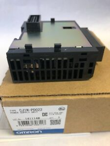Omron Cjw pd022 Power Supply Unit new In Box