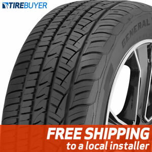 2 New 255 35zr18xl 94w General G Max As 05 255 35 18 Tires