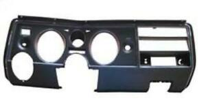 69 Chevelle El Camino Dash Gauge Carrier Instrument Panel With A C And Astro