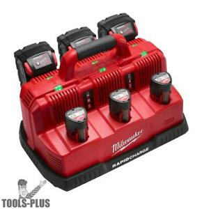 Milwaukee 48 59 1807 M18 M12 Rapid Charge Station New