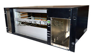 Advantech Compactpci 8 slot 6u Blackplane Enclosure Base Unit Mic 3038a 8 4r Usa