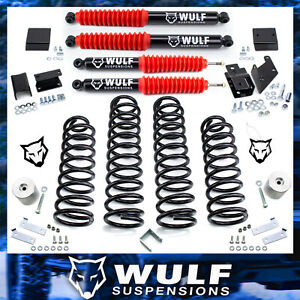 3 Front 3 Rear Lift Kit 2007 2017 Jeep Jk Wrangler Unlimited Jku 4wd shocks