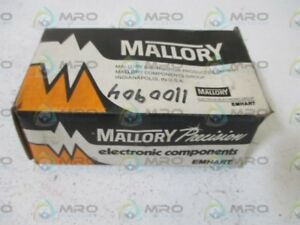 Mallory Opn7x60 Capacitor new In Box