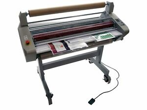 Gbc Titan 110 165 Laminator Wide Large Format Thermal Hot Cold Roll 42