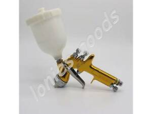 Devilbiss Gfg Pro Gold 1 3mm 1 4mm Professional Spray Gun Car Painted Vehicle