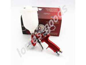 Devilbiss Gfg Pro 1 4mm Hvlp Professional Spray Gun Car Painted Vehicle Gravity