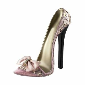 Stiletto Shoe Stand Pink Princess