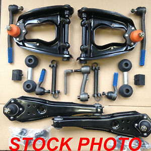 Mercury Cougar 1968 1969 Super Front End Suspension Kit Poly Power Steering