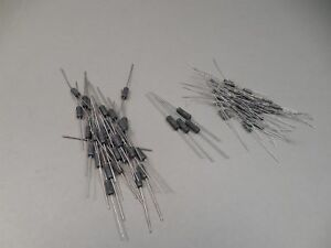 Mix Lot Of 80 Dale Wirewound Resistor Nos