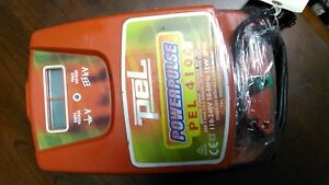 Pel 4100 Fence Charger Powerpulse