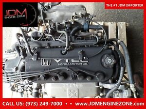 1998 To 2001 Honda Accord 2 3l F23a Vtec Engine And Automatic Transmission