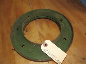 Nos John Deere Late Styled B Tractor Dust Shield With Oil Seal Ab3473r