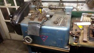 Kwik Way Brake Rotor Lathe Ford Chevy Dodge Great Condition