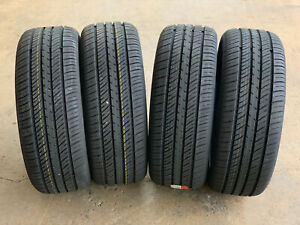 4 New 215 55 17 Thunderer Mach I R201 Touring Tires 60k Miles 215 55r17 94h