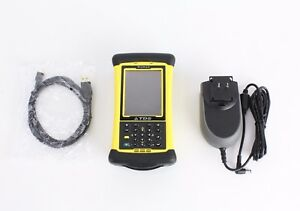 Trimble Nomad Tds Data Collector W Survey Pro V 4 7 1 Software Bluetooth