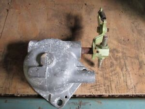 John Deere Nos At15602 Governor Housing With Shaft