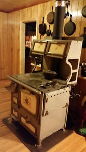 Wood Cook Stove For Cooking And Heating