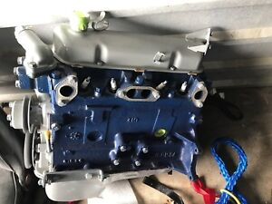 Lotus Elan Seven Cross Flow Engine Rebuilt