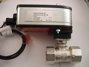 Belimo Lf24 sr Us Actuator 24 Vac dc Ships On The Same Day