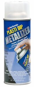 Performix Plasti Dip 11210 Enhancer Silver Metalizer 11 Oz Aerosol Cans 3 pack
