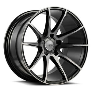 20 Savini Bm12 Tinted Concave Wheels Rims Fits Jaguar Xkr