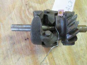 John Deere L la li Governor Assembly Al2718t Nos