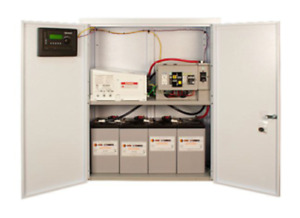 Midnite Solar 4kw Ac coupled Retrofit Battery Backup System
