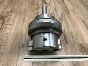Large 5 Sip Auto Boring Facing Head Societe Genevoise Made In Switzerland