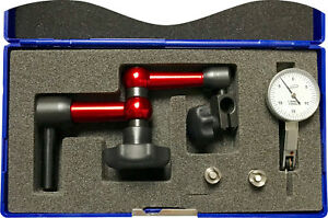 Igaging 3 Axis 7 Universal Clamp Arm 0 03 0 0005 Test Indicator Set