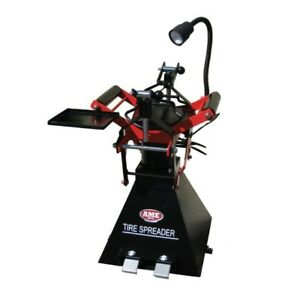 Ame International Pneumatic Tire Spreader With Stand 73100