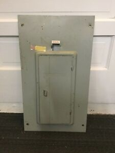Fpe Federal Pacific Electric Breaker Panel Door Cover 150amp M120 30 150g