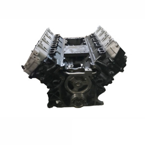 Ford Powerstroke 6 0 Diesel Engine Long Block With Head Studs