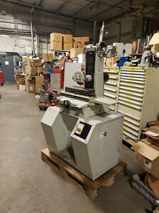 Harig 618 Hand Feed Surface Grinder inv 37115