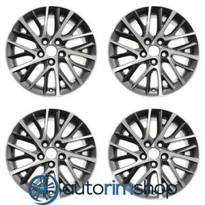 Lexus Es350 2016 2018 17 Factory Oem Wheels Rims Set