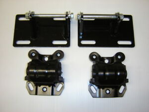 S10 S15 Blazer Jimmy Sonoma Ls1 5 3 6 0 Chevy V8 2 Wheel Swap Motor Mounts