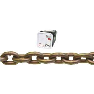 45 Heated Treated Grade 70 Transport Logging Towing Load Binding Chain 0510626