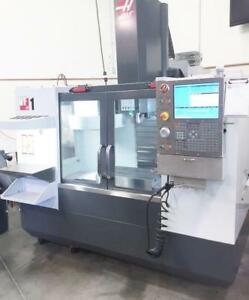 Haas Vf 1 2013 Probing 10 000 Rpm 4th Ready 1 100 Hours