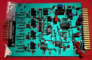 Elox Colt Industries Analog Assy 320011 004 Circuit Board Used Pc Cnc 1626