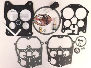 Rochester Quadrajet Carb Repair Kit Chev Gmc Truck Pont 1976 89 262 350 454