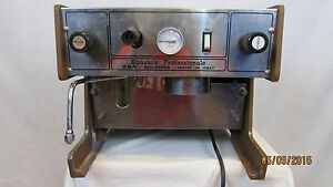 La Spaziale Aba Professional Super Espresso Machine Made In Italy Parts Repair