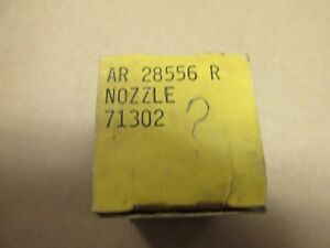 Nos John Deere Ar28556 Set Of 6 Injector Nozzle 3010 3020 4010 4020 5010 5020
