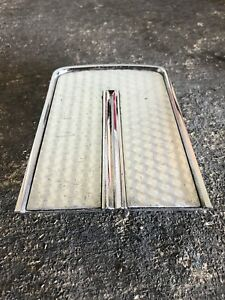 1964 Impala Front Console Compartment Trim Ss Super Sport 3845213 3848138