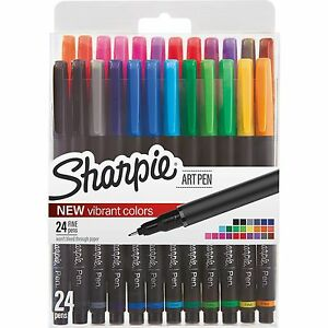 Sharpie Fine Point Art Pens san 1983967 san1983967